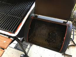 Char Griller Pro Deluxe Charcoal Grill by How To Seal Up A Char Griller Smoker And Firebox Gasket Seal Rtv
