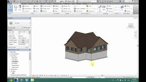 how to create a foundation plan in revit architecture youtube