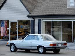 mercedes showroom exterior 1972 mercedes benz 350slc coupe copley motorcars