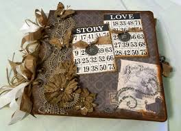 creative photo albums creative cafe harmony vintage wedding album