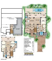 san souci house plan weber design group