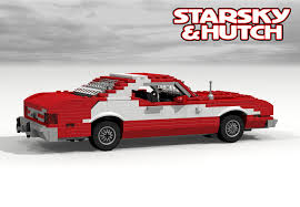 Starsky And Hutch Movie Car The World U0027s Best Photos Of Lego And Starsky Flickr Hive Mind
