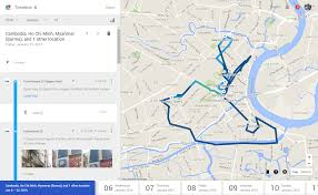 Google Timeline Maps Google Timeline How Law Enforcement Can Use Google Data