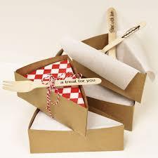 brown kraft pie slice box pie boxes cardboard cake slice carer