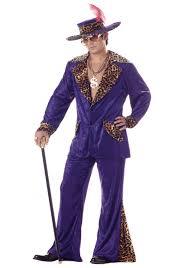 mac halloween costume purple mac daddy costume cheetah pimp suits