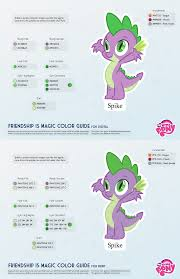 Best Color Hex Codes by Spike Color Guide 2 0 Updated By Kefkafloyd On Deviantart