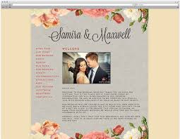 free wedding websites with free wedding websites from vs design
