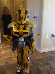 transformers halloween costumes bumblebee 9 steps with pictures