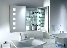 Bathroom Cabinet Mirror Light Bathroom Cabinet With Mirror And Lights Gilriviere