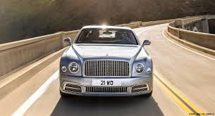 bentley mulsanne vs rolls royce phantom 2017 bentley mulsanne revealed refreshed styling tech leaves