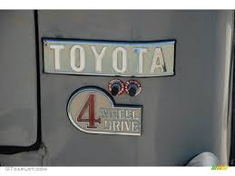 logo toyota land cruiser 1976 toyota land cruiser fj40 marks and logos photo 51232361