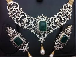 new diamond necklace images Diamond necklace designer diamond necklace manufacturer from new jpg
