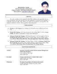 Resume For Ojt Computer Science Student Objective In Resume Eliolera Com