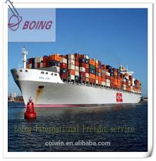 Freight Shipping Estimate by 50 Discount Cosolidate For 20gp 40gp Sea Freight Shipping