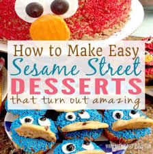 how to throw a diy sesame street party that everyone will remember
