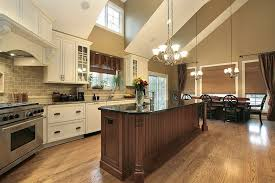 White Kitchen Black Island Luxury Kitchen Ideas Counters Backsplash U0026 Cabinets Designing