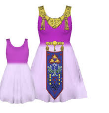 Zelda Halloween Costumes Amazon Nintendo Legend Zelda Costume Tank Dress Clothing