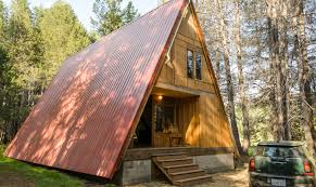 aframe homes cabin rentals a door to the a frame