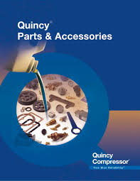 quincy parts u0026 accessories quincy compressor pdf catalogue