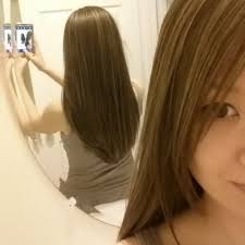 back of hairstyle cut with layers and ushape cut in back the elegant along with lovely shoulder length layered haircuts