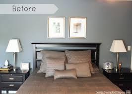 bedroom makeover a rustic stenciled bedroom makeover stencil stories
