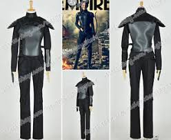 Katniss Halloween Costume Hunger Games Mockingjay Cosplay Katniss Everdeen Costume Black