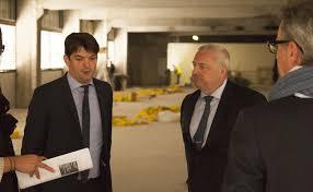chambre de commerce grasse visite président chambre commerce industrie azur