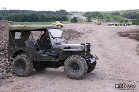 willys jeep off road 1945 jeep willys m38 car photo and specs