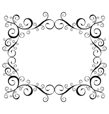 vector frames ornamental buscar con pretty frames
