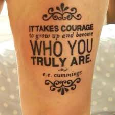 Quote Thigh - on thigh