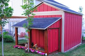 Building A Backyard Shed by Remodelaholic Cute Diy Chicken Coop With Attached Storage Shed