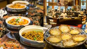 All You Can Eat Lobster Buffet by Lobster Bonanza At Melt Cafe Mandarin Oriental Singapore All