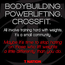 Gym Motivation Memes - crossfit is not a fad t nation