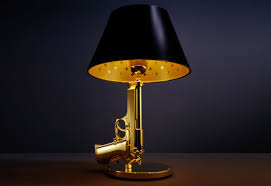 Black And Crystal Table Lamps Accessories Comely White Shade In Crystal Clear Stand And Bronze