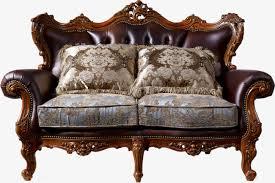 canapé mobilier de mobilier de luxe européen canapé continental sculpture sur bois