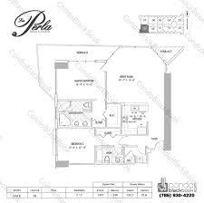 la perla unit 2907 condo for rent in sunny isles beach