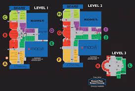 Edison Mall Map Newport Mall Map My Blog
