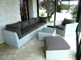 canapé balcon canape de balcon pour veranda awesome vranda avec salon jardin with