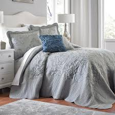 Duvet Cover Oversized King Promenade Cotton Chenille Oversized Bedspreads With Oversized King
