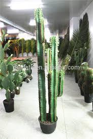 cactus home decor home garden deco mini outdoor 50 300cm tall green artificial cactus
