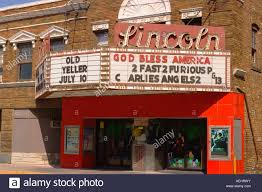 movie town illinois lincoln god bless america and movie titles on cinema
