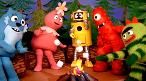 nature yo gabba gabba video clip s3 ep 303