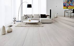 White Wood Furniture Living Room White Wood Floors That Boost Rustic Room Interior Appearance