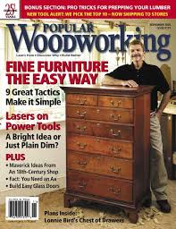 Woodworking Magazine by November 2005 151 Popular Woodworking Magazine