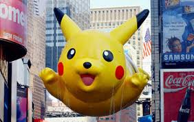 pikachu macy s thanksgiving day parade wiki fandom powered by