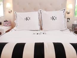 Pottery Barn White Comforter Black And White Bedding Design Ideas