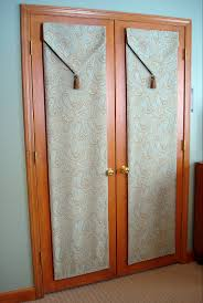 homemade door curtains u0026 homemade sandersons angel fern print