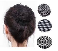 black hair bun black hair bun net invisible e crochet mesh snood cover ballet