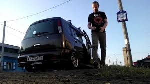 stanced nissan cube nissan cube z10 bagged youtube