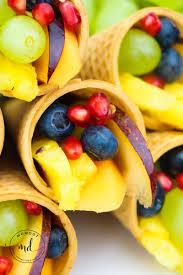 cornucopia centerpiece cornucopia centerpiece fruit and sugar cones